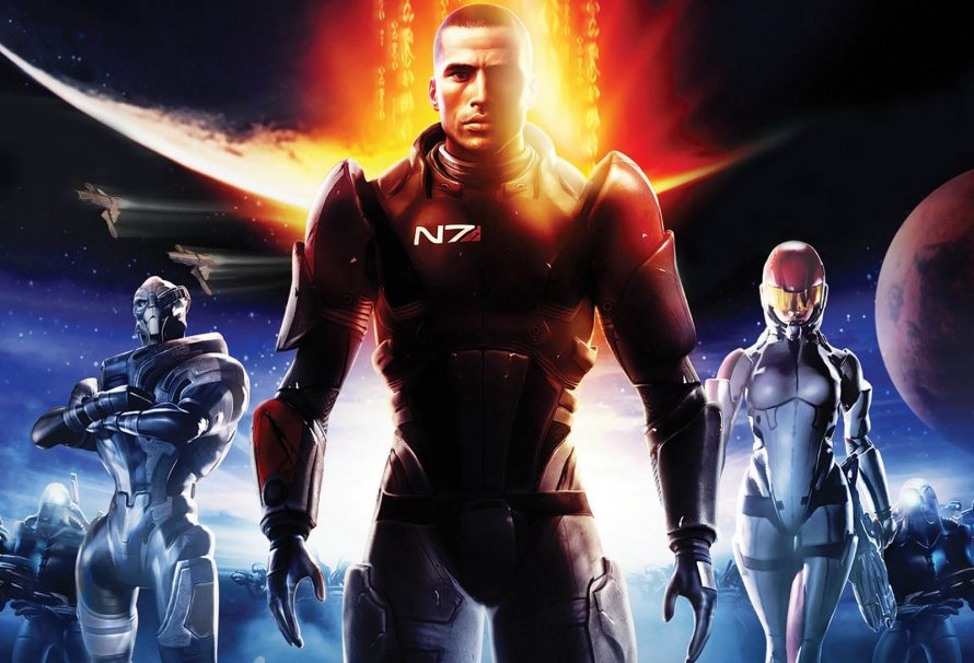 Mass Effect Trilogy Gets An Official Release Date