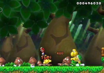 New Super Mario Bros. U - First Ten Minutes