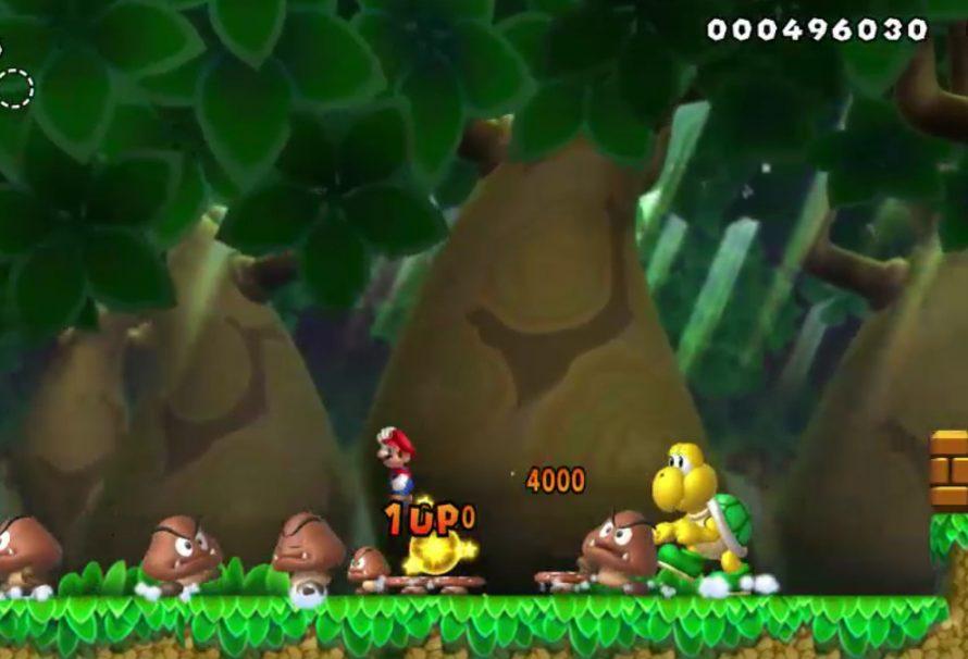 New Super Mario Bros. U – First Ten Minutes