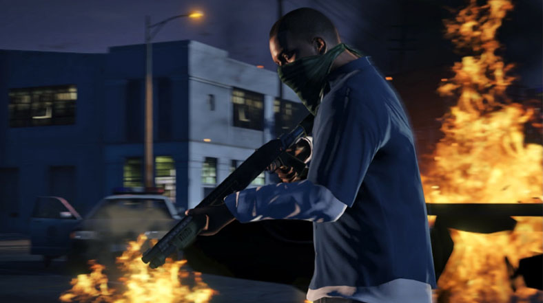 Tons of New Grand Theft Auto 5 Screenshots Released