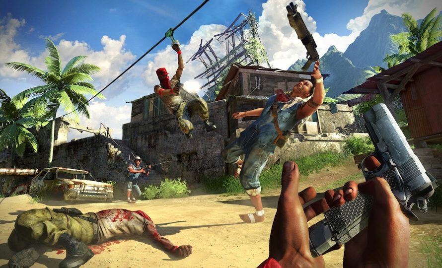 Far Cry 3 Multiplayer Trailer Released