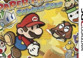 Paper Mario Sticker Star Review