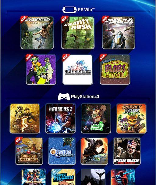 PS Vita 2.00 Firmware Update Next Week, Includes PlayStation Plus