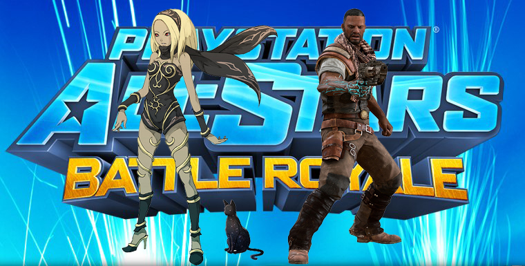 First PlayStation All-Stars Battle Royale DLC Characters Revealed