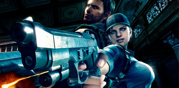 RE5 Gold Edition Free For Plus Members Tomorrow