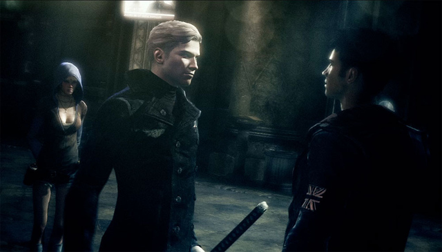 Dmc devil may cry dlc will offer vergil as playable character just dmc devil may cry dlc will offer vergil as playable character voltagebd Images