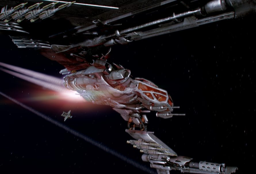 Star Citizen Screenshots And Concept Artworks Hit The Internet