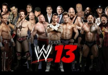 New Patch Available For WWE '13