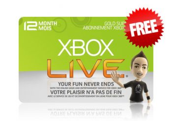 Free Xbox LIVE Gold This Weekend For Everyone Except Europe