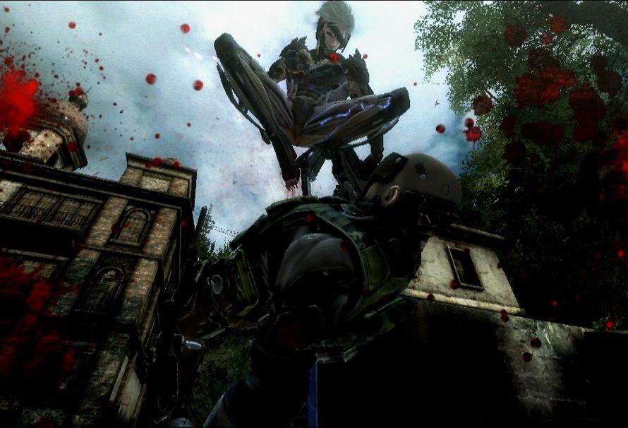 Metal Gear Rising: Revengeance Demo Is Japan Region Locked