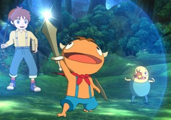 Ni no Kuni Demo - Hands On Gameplay
