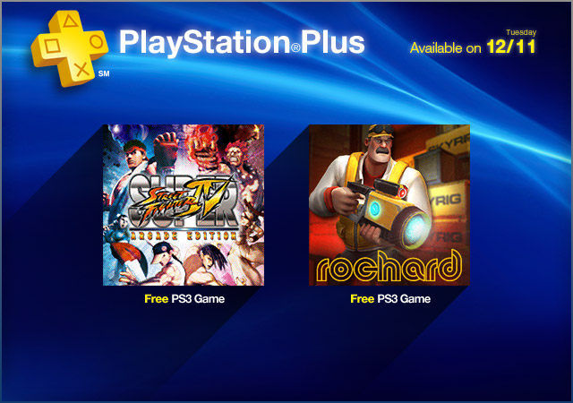 Super Street Fighter IV Arcade Edition Free For PlayStation Plus Members