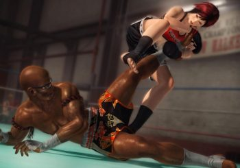 Dead or Alive 5 Plus For PS Vita Gets A Release Date
