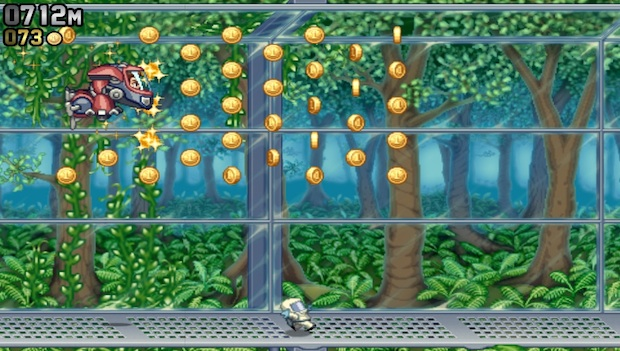 Jetpack Joyride Out On PSN in Europe and Soon in North America