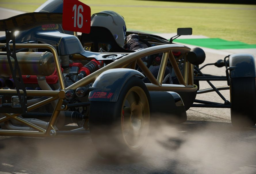 Slightly Mad Studios Releases 16 New Screenshots Of Project CARS
