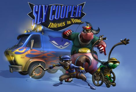 Sly Cooper: Thieves in Time PS Vita Preview