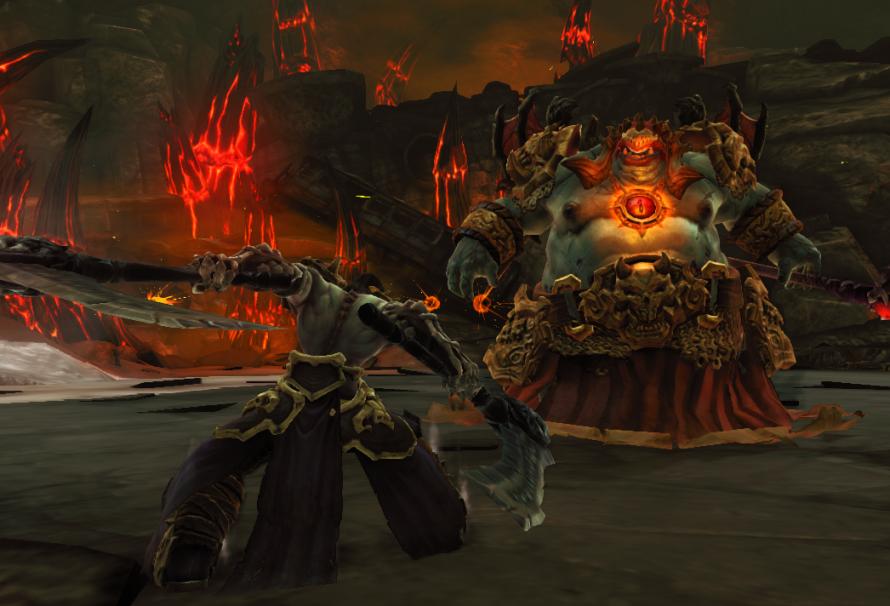 Darksiders II: Demon Lord Belial DLC coming tomorrow on all platforms