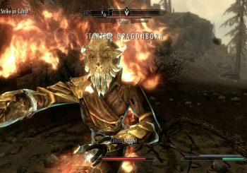 PSA: Skyrim Dragonborn DLC available today on PSN