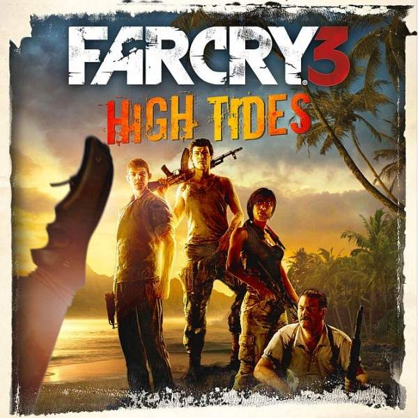 Far Cry 3 High Tides DLC Announced, PS3 Exclusive
