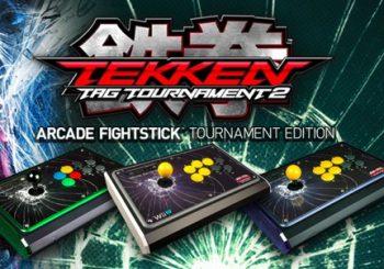 Tekken Tag Tournament 2 Wii U Receives Its Own Arcade Stick