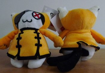Aksys is Offering Free Jubei Plush with Purchase of Blazblue