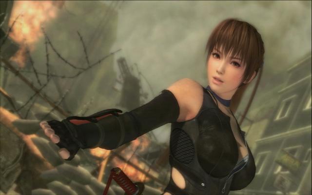 Ninja Gaiden 3 Razor S Edge Free Dlc Adds Kasumi