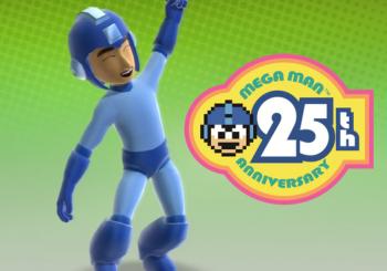 Mega Man Xbox LIVE Avatar Clothing Now Available