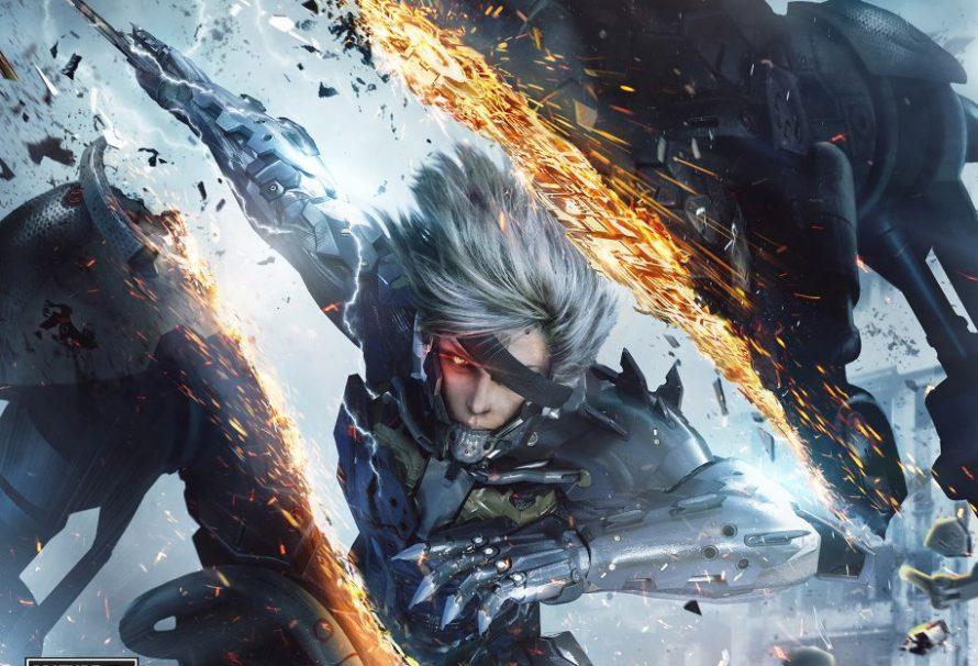 Metal Gear Rising: Revegeance North America Box-Art Revealed