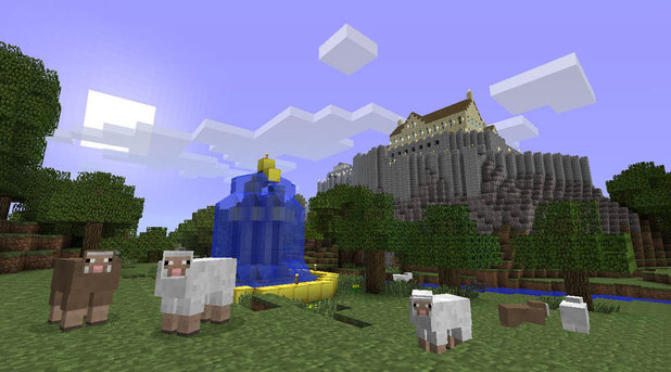 """Minecraft Will Eventually Be On PlayStation 3 But WiiU """"Unlikely"""""""