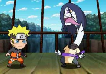Naruto Powerful Shippuden for the Nintendo 3DS announced for North America