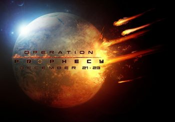 Mass Effect 3 Operation: Prophecy happening this weekend