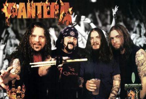 Pantera Rocking To Rocksmith