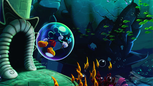 Disney Epic Mickey: The Power of Illusion Review