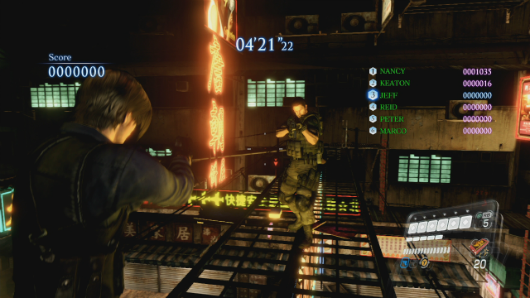 Resident Evil 6 getting a new multiplayer content on Dec 18th