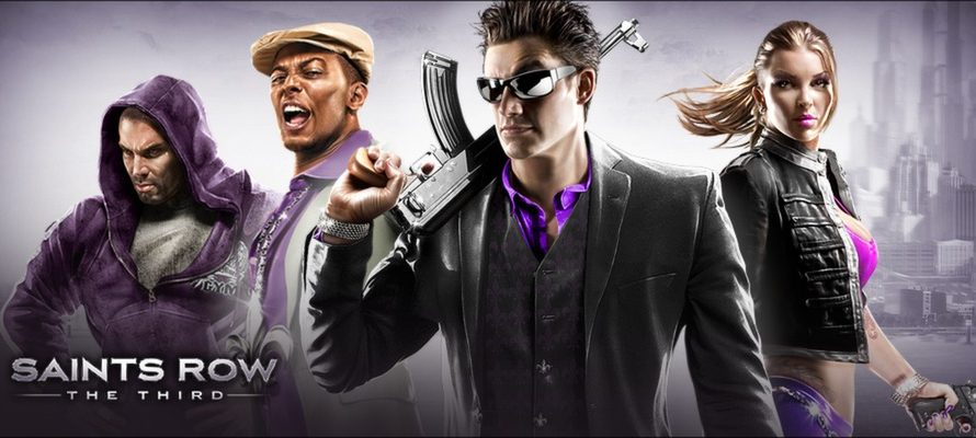 Saints Row 4 officially announced; coming this Fall