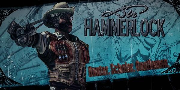 Borderlands 2 Sir Hammerlock's Big Game Hunt DLC Outed