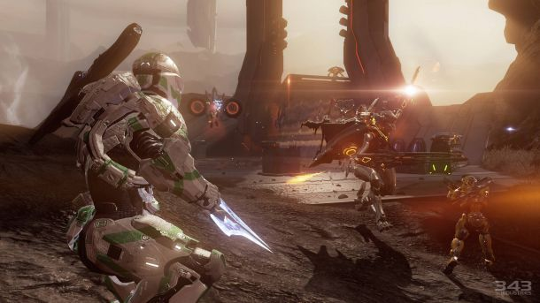 Halo 4: Spartan Ops Episode 5 is now available, go get it!