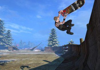 Tony Hawk's Pro Skater 3 HD Revert Pack DLC Screenshots