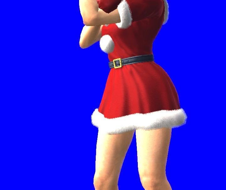 Christmas Clothing Items Come To Tekken Tag Tournament 2