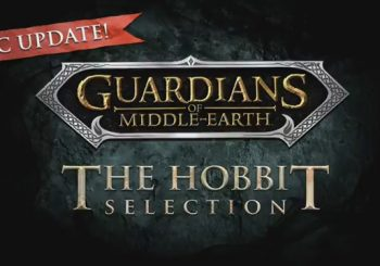 Guardians of Middle-Earth gets the Hobbit DLC today