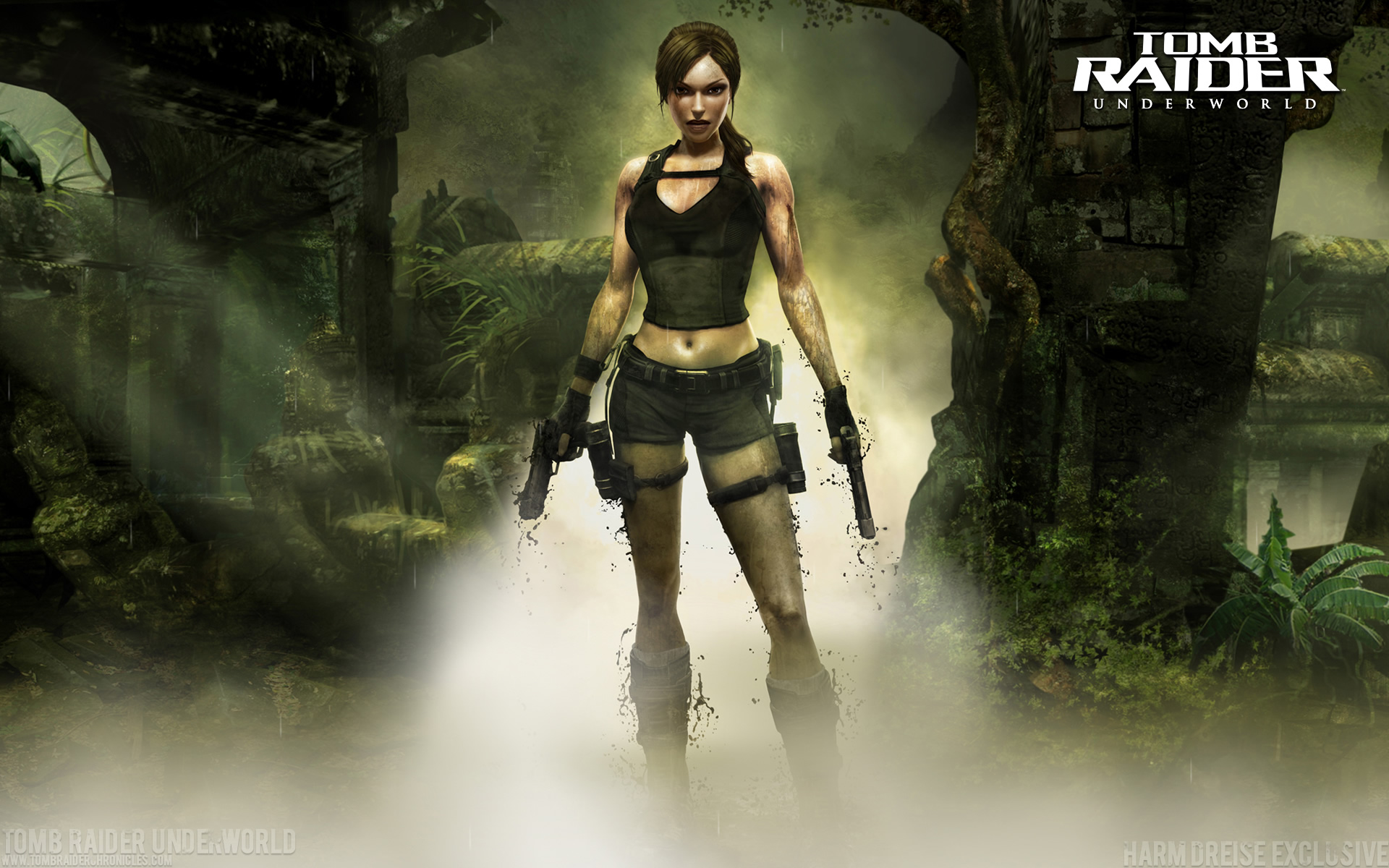 Tomb Raider Underworld Now Free On Core Online Just Push Start