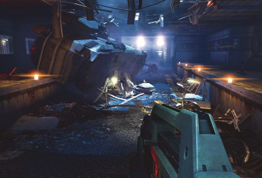 Aliens Colonial Marines PC Specs Revealed