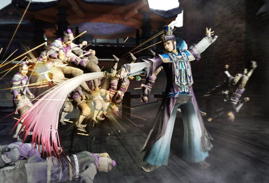 The New Dynasty Warriors 8 Trailer is Quite Flashy