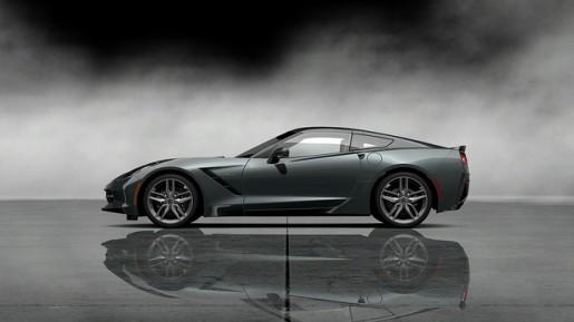 Gran Turismo 5 Corvette