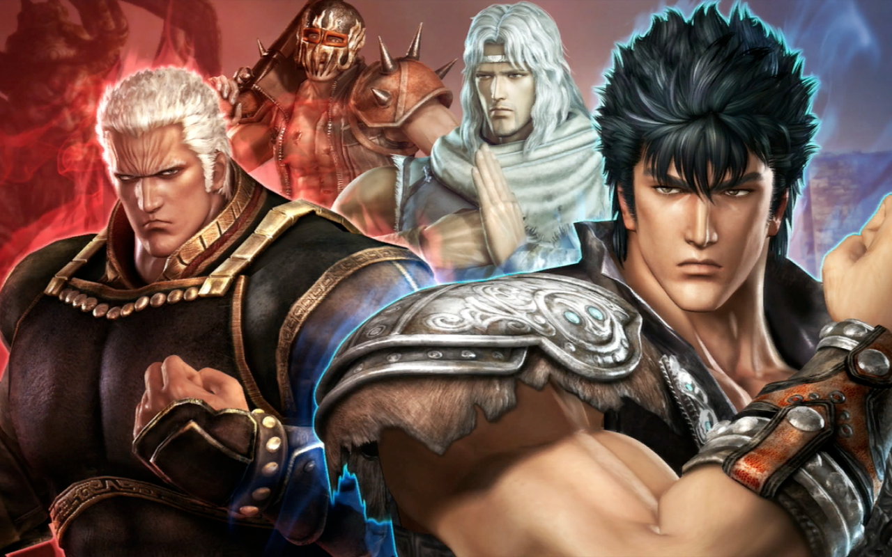 Fist of the north star remake