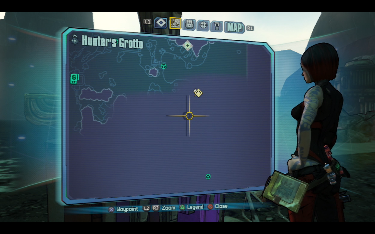 Borderlands 2 - How to Fight the Secret Raid Boss in