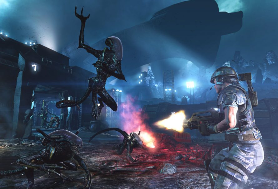 Aliens Colonial Marines Pre-Purchase Available On Steam