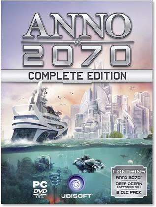 Ubisoft Announces Anno 2070 Complete Edition