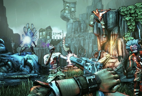 Borderlands 2 - How to Access Sir Hammerlock's Big Game Hunt DLC
