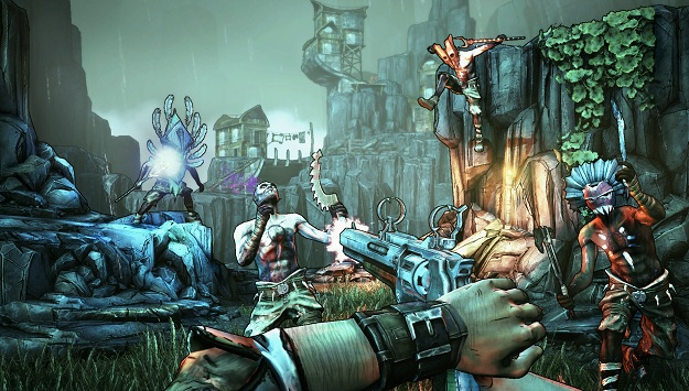 Borderlands 2 – How to Access Sir Hammerlock's Big Game Hunt DLC